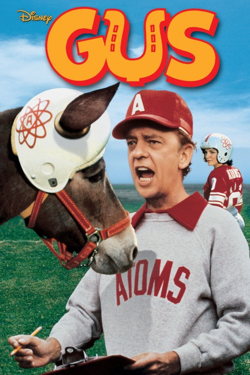 """""""Gus,"""" with the now-late, Don Knotts"""