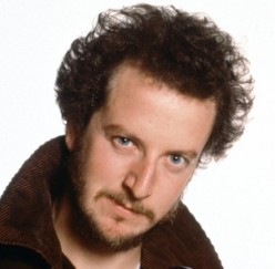 "Daniel Stern starred as  ""Brickma,'"" in ""Rookie of The  Year,"" but also directed the film"