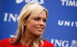 Jennie Lynn Finch  pitcher for  Arizona Wildcats