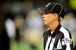 Sarah Thomas,  NFLs first female  referee