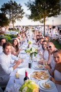 Le Dîner en Blanc 2016: A magical culinary evening in New York City