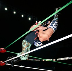 CMLL Tuesday: Titán-Mephisto Rules!