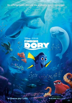 DH Reviews Finding Dory.