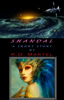 SHANDAL (a short sci-fi fantasy story about jealousy, murder and a crazy alien girlfriend!)
