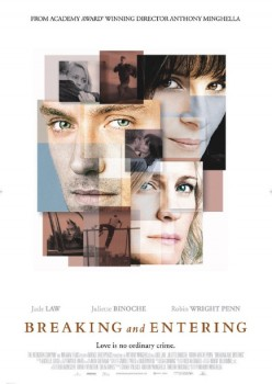 Movie: Breaking and Entering