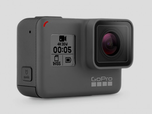 GoPro Hero5 Black available October 2, 2016.