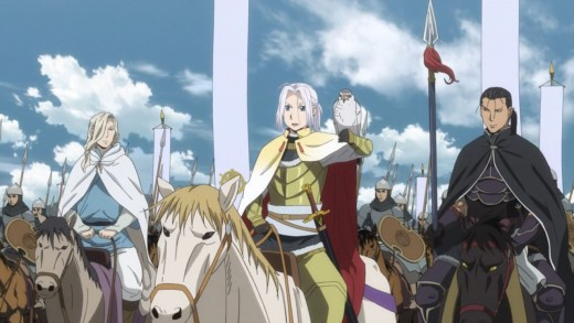 Arslan Senki (The Legend of the Heroic Arslan)