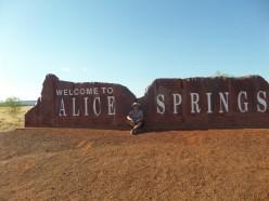 Adventure in Central Australia