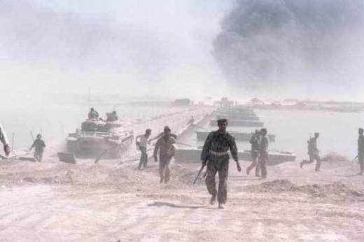 Image from Iran - Iraq 1980 - 1988.