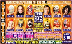 CMLL Super Viernes Preview! Taven-Rush and the Kings of the Air