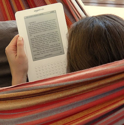 You can comfortably read or work in your hammock too.