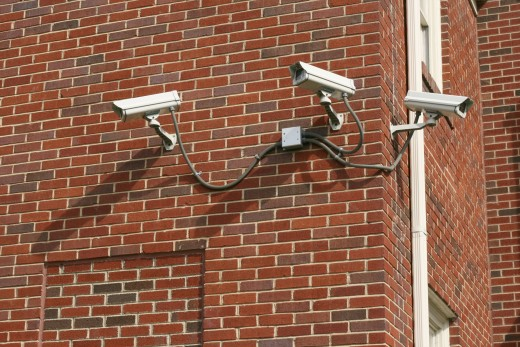 Bigger establishments will need more sets of cameras than homes.