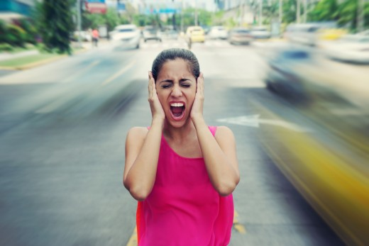 Most Common Noise: Road Traffic