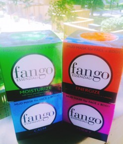 '5 Minutes to Wow' is right: a review of Fango Essenziali face masks
