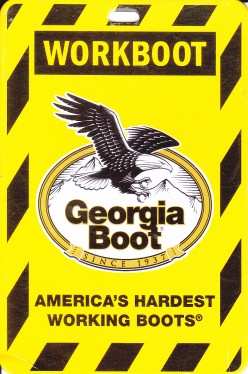 Georgia Giant Workboots