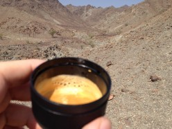 Espresso In The Desert