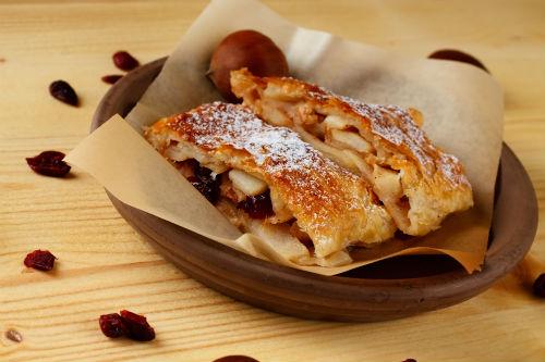 One of  delicious specialties of Alta Badia