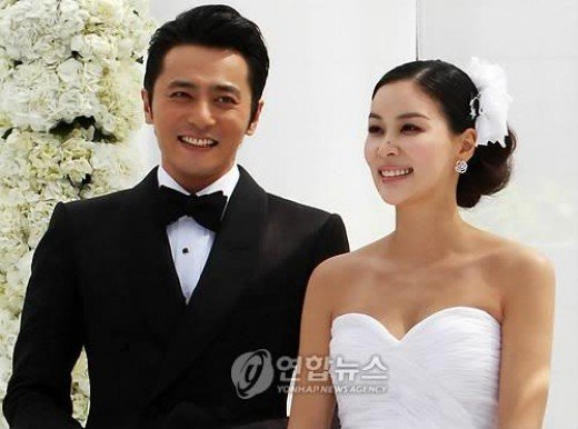 Korean Drama Actors and Actresses Who are Married in Real ... Kim Tae Hee And Song Seung Heon Is Couple In Real Life