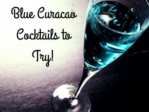 10 Delicious Blue Curaçao Cocktails