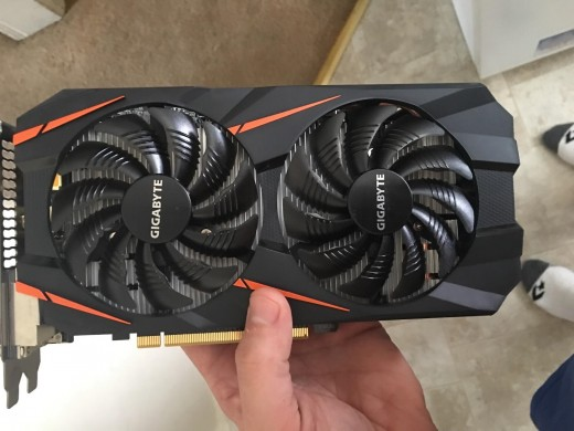 The GTX 1060 gets my pick as the best performer in the $250 price range. Go with the RX 480 if you plan on doing a dual card configuration at some point.