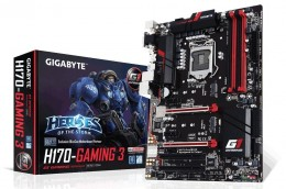 Gigabyte's H170 chipset Gaming 3 Skylake motherboard is cheap and has a ton of good features. This includes Killer E2200 Gaming Networks and 2-way graphics support.
