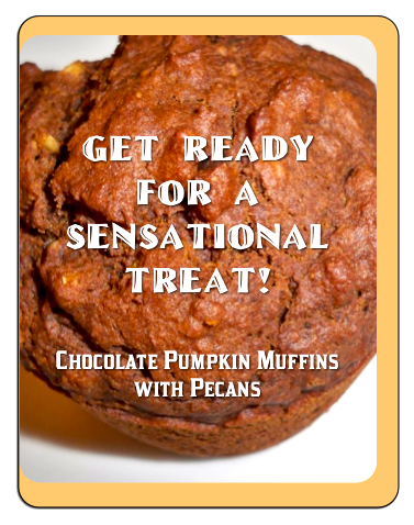 Easy, Yum, Nutritional Muffins