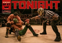 Lucha Underground Review: The Ninjas Are Coming