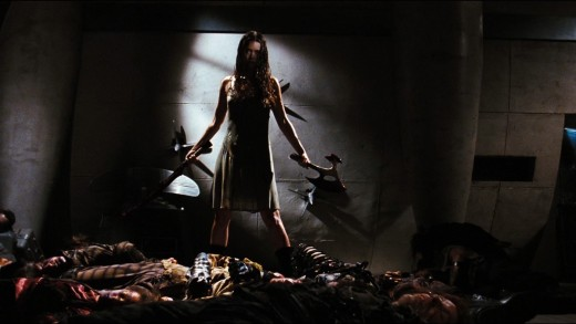 River Tam is Matanza; the corpses are Sexy