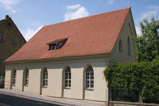Eisleben, Saxony 1483.  Now a home to the poor.