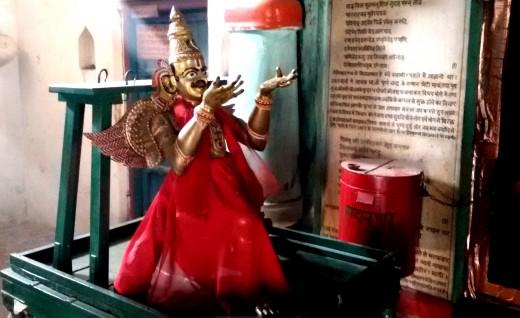 Garuda;  Devraja Temple