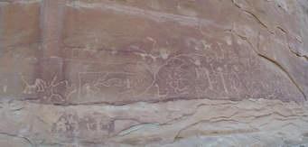 Written in the desert