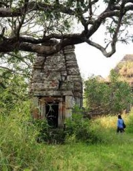 Hindu Temple at Fort