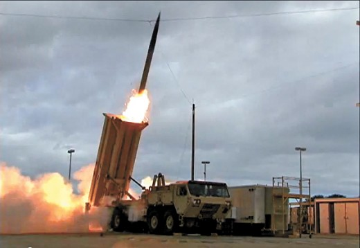 THAAD Defence System
