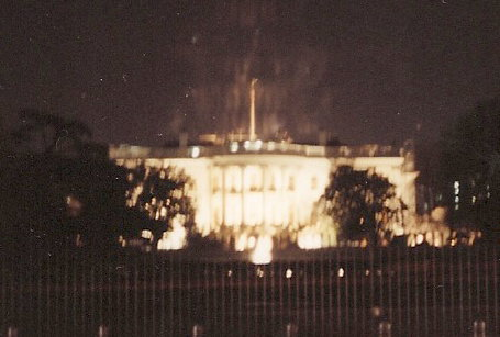 The White House, December 1993.