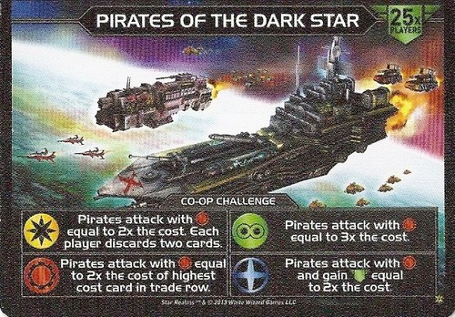 Pirates of the Dark Star - Solo