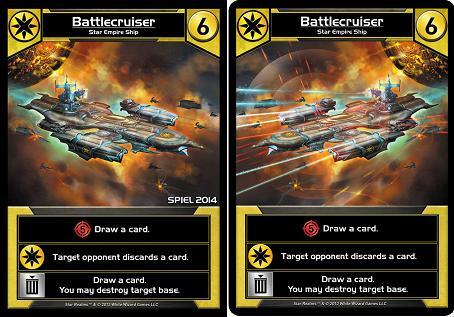 Essen Spiel 2014 - battlecruiser