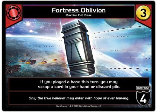 Fortress Oblivion