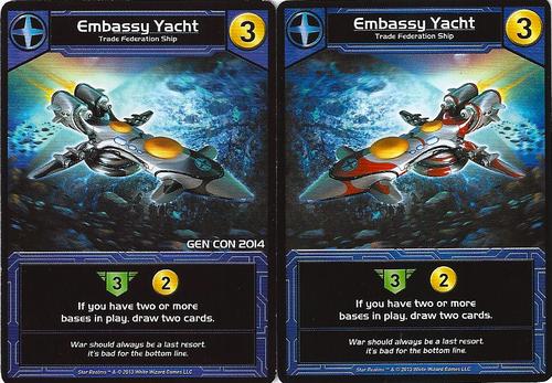 Gen Con 2014 - Embassy Yacht