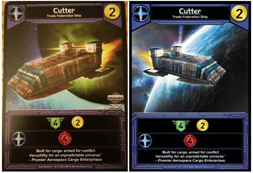 Origins 2015 - Cutter