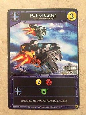 Origins 2016 - Patrol Cutter