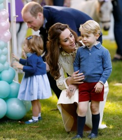 2016 royal visit to Canada featuring Prince George and Princess Charlotte (pictures and videos)