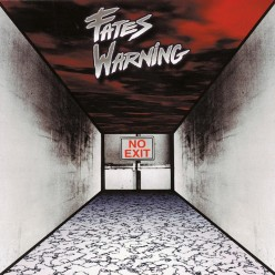 A Review of the progressive metal album No Exit by Fates Warning