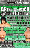 CMLL Tuesday Preview: Ride the Lightning II (Hechicero-Maya)