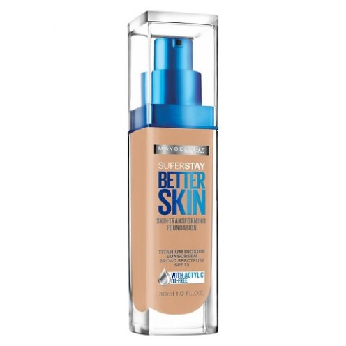 SuperStay Better Skin foundation - By Maybelline