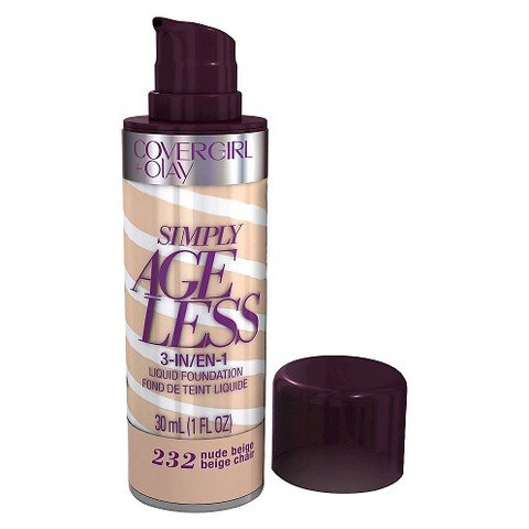 Simply Ageless 3 in 1 foundation - By Cover Girl