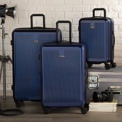 Revo Luna Polycarbonate Luggage - Made in the USA