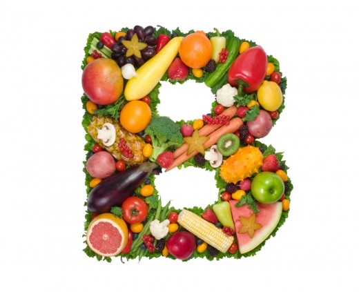 Great Food Sources for Vitamin B