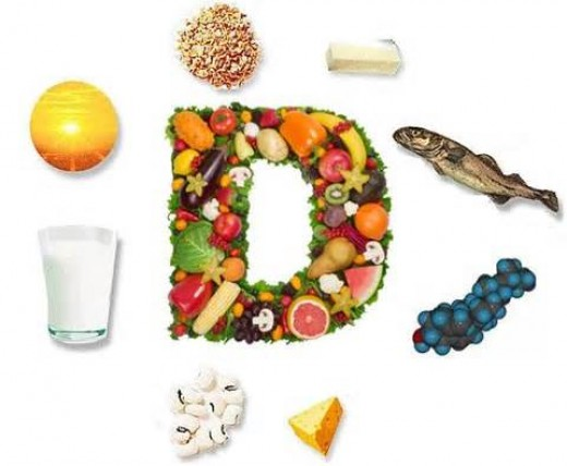 Great Food Sources for Vitamin D