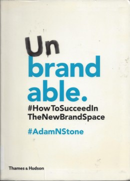 The Cover of the Book Unbrandable