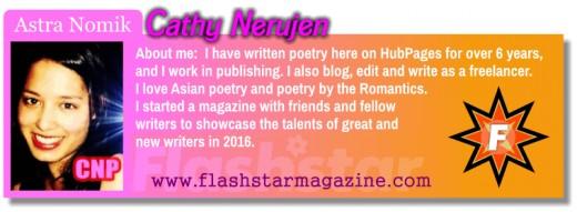 Cathy Nerujen Poetry